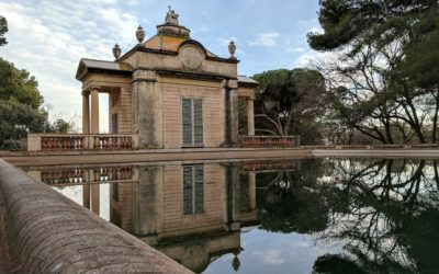 Parque del Laberinto de Horta (Horta Labyrinth Park)
