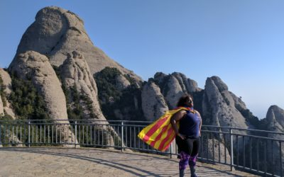 The power of the Catalonian independence movement